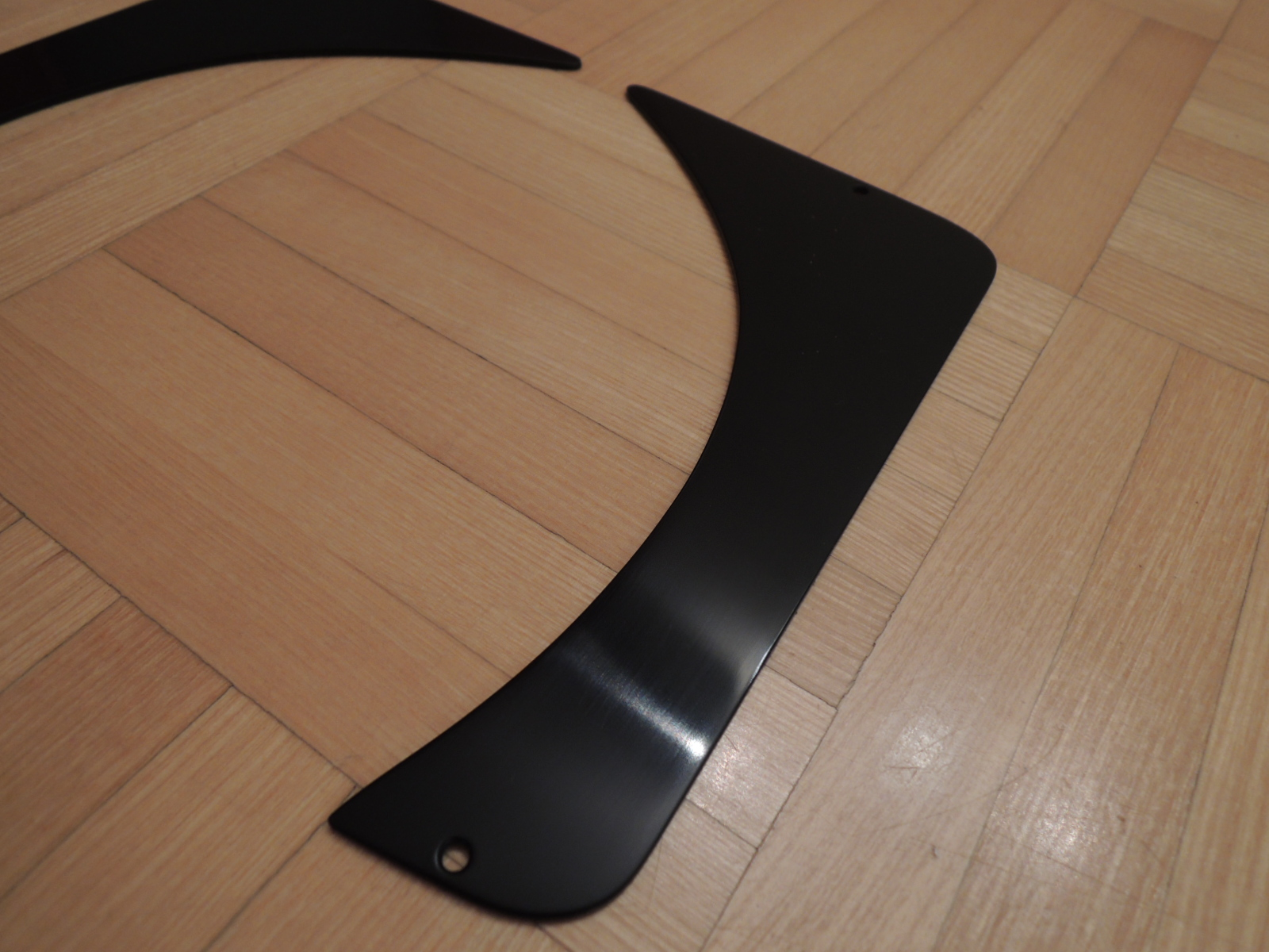 105 Giulia Bertone Scalino GTA grille end set reproduction...